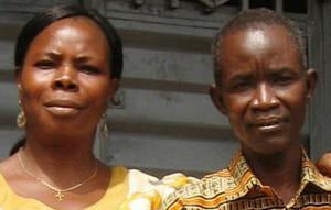 Lamin and Mirian Kargbo
