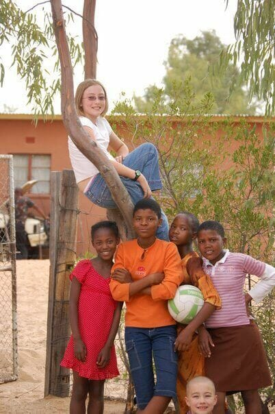k rudowske in botswana