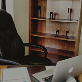 mr empty office
